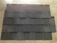 Astm Laminated Asphalt Roof Shingle Made from Glass Felt