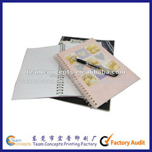 China publisher supply stationary school notebook for student