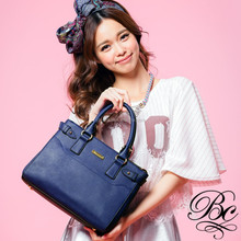 Taiwan brand fashion lady trend PU leather business bag