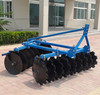 middle duty three point linkage disc cultivator