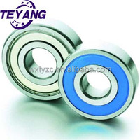 Quality inch size/non-standard deep groove ball bearing W207