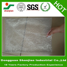 10mm diameter air bubble film bag