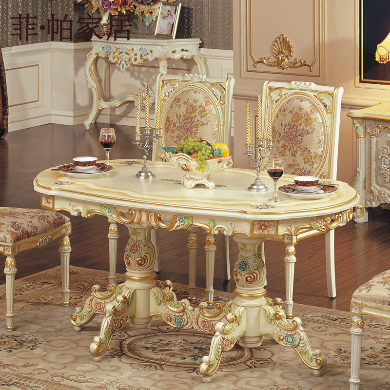 italian dining room furniture antique french provincial