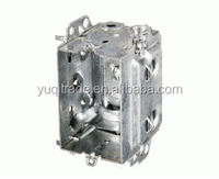 YQ-J418 junction box ,Gangable Device Boxes