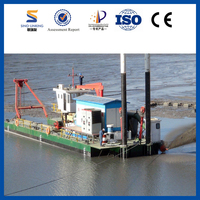 18 Inch Hydraulic Cutter Suction Dredger with Cost Saving Type