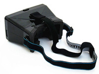 vr headsets 3D mobile phone glasses,3d mobile phone glasses slide viewer
