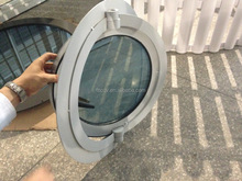 Aluminum Circular Window Made in China, Good Quality,Popular in Europe