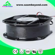 AC Fan Axial 380v 172mm x 150mm x 51mm 6.8 Inch Cooling 17251 AC Ventilation Fan