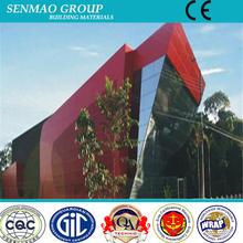 China hot sale aluminum composite panel ACP ACM For Building Decoration