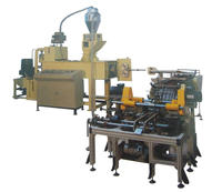Automatic Straight Paraffin Wax Candle Making Machine Extruder