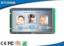with or without Touch Panel Screen 10.4 inch tft for electronic innovation graphic and character mix modes display