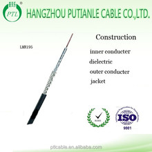 PTL195 catv satellite cable made in china with high quality