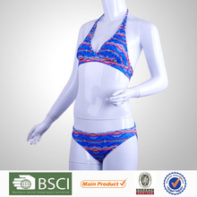 New Arrival Brocade Hanging Colorful Women S Swimsuits