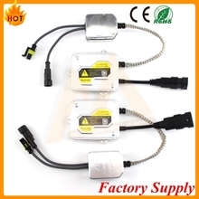 China Manufacture 35w 8000k fast start high power xenon flash strobe light