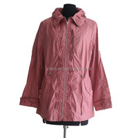 Spring/Autumn Outwear Women's Windproof Jacket