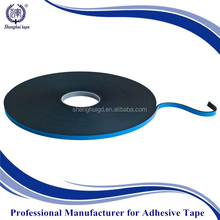 film blue releasefilm + acrylic double sided foam tape/ heat resistant high adhesion double sided tape