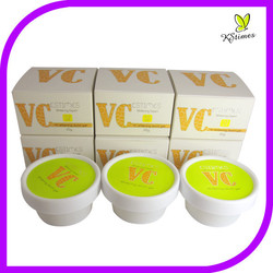 Natural Vitamin C skin brightening anti-freckly spots removal whitening hand and foot cream