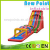 newpoint Cheap Inflatable Slide With House