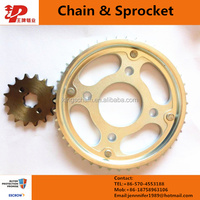 High Precision Chain Sprocket CG 125 For Motorcycle
