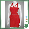 Fashionable red spaghetti strap bandage dress wholesale bandage dress
