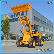 930 wheel loader,High Quality Mini Tractor With Front End Loader