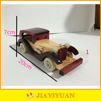 Home Decorative Antique Wooden Car, Wooden Model Car, Wooden Car Toy for kids