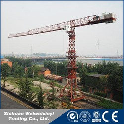New Topless Tower Crane 12T/Stationary/Traveling/Climbing