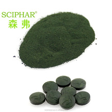 Spirulina powder 100% Pure Nature Supports eye &brain health