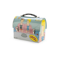 Metal Tin Lunch Box Gum Cool Vintage New Carrier Worksman