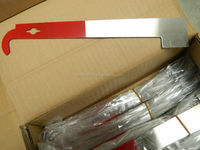 beehive cleaning tool manufacturer/stainless steel honey scraper