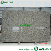 China Natural Giallo Veromont granite sheet For lobby