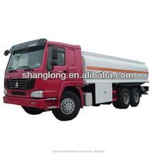 camión de aceite de HOWO 6x4