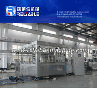Complete Plastic Bottle Automatic Still Water Filling Equipments