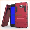 new design 2 in1shockproof stand hard back cover protective case for samsung note5