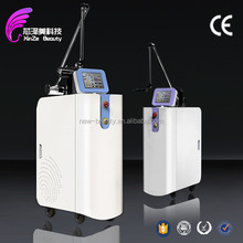 Hottest Sale Professional Tattoo and Pigment Removal Laser / Active Q Switched Nd Yag Laser