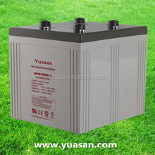 Yuasan AGM Sealed Lead Acid VRLA Gel Battery 2V 1500AH for UPS -NPG1500-2