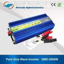 Convertidor sinusoidal puro aislado DMD, de 12 V CD a 230 V CA, 2000 W