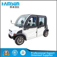 HANSEN Brand Chinese Cheap Small Electric Car for Sale,New Electric Automobile