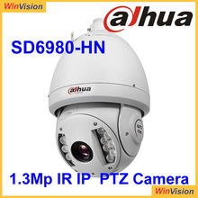 dahua sd6980-hn 720P Network IP CCD IR PTZ Camera 100 meters IR AUDIO ALARM