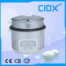 Cylindrical electric rice cooker with steamer(CIDX-Z03)
