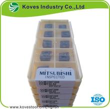 cnc mechine tools insert types Tungsten carbide insertCCMT09T308 VP15TF