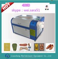 Worldslaser Bamboo/bamboo crafts/gift processing 4060 laser engraving machine