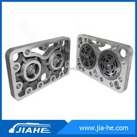 Valve plate,air conditioner type k valve plate,air compressor valve plate for bock FK40