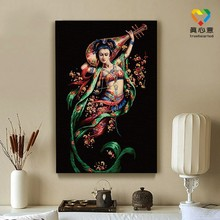truehearted digital painting chinese nude art oil painting chinese sexy nude girl photos