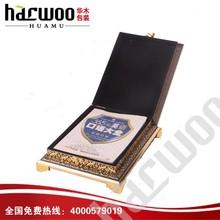 Luxury metal book box for quran