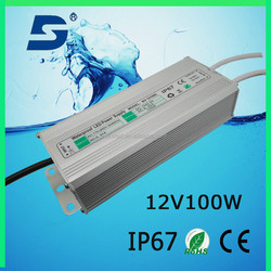 Hot selling led driver with CE ROHS IP67 led strip light driver