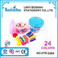 Hot sales Educational Safe Eco-friendly Toys play dough