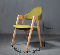 Furniture Modern Wooden Office Chair/Home Chairs
