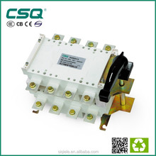 GLOGZ1 630A 1000A 1250A Low Voltage socomec change over switch