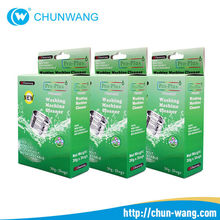 Wholesale washing powder strong sterilization&deodorizer Washing machine tub cleaning powder
